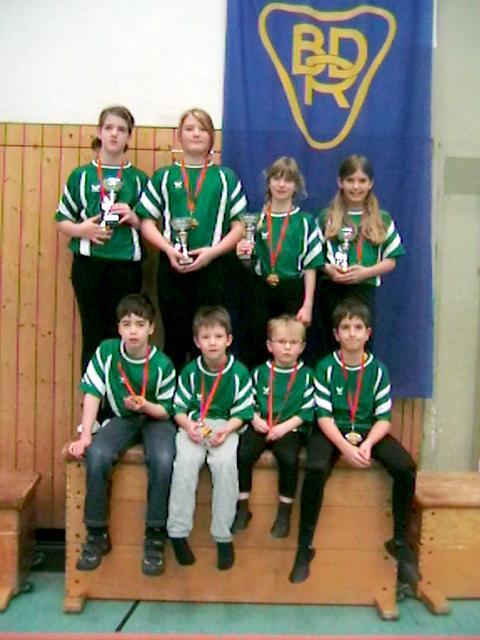 Heinrich-Heckel-Pokal Februar 2009