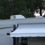 RV Air Conditioner External View – Fifth Wheel Pictorial Guide