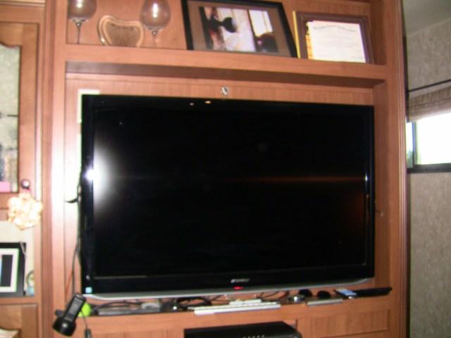 RV Big Screen Television