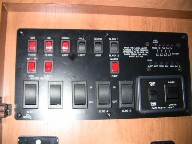Xantrex Remote Switch