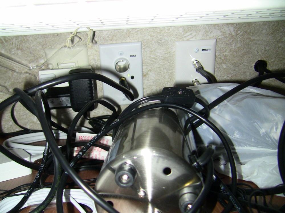 medium resolution of tv wall plate wiring diagram rv
