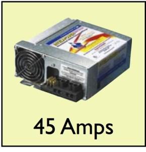 45 Amp RV Power Converter