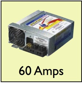 60 Amp RV Power Converter