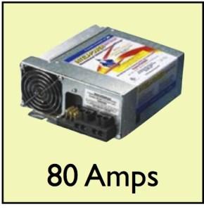 80 amp RV Power Converter