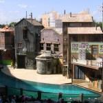 Sea World San Antonio - Sea Lion show