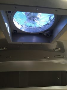 Airstream International Super Fan