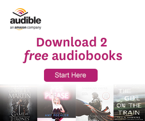 Get 2 FREE Audio Books from Audible