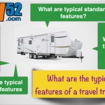 RV Basics – What are the basic features of a travel trailer