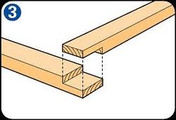 Afbeeldingsresultaat voor halfhoutverbinding