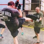 Krav-Maga-front-kick