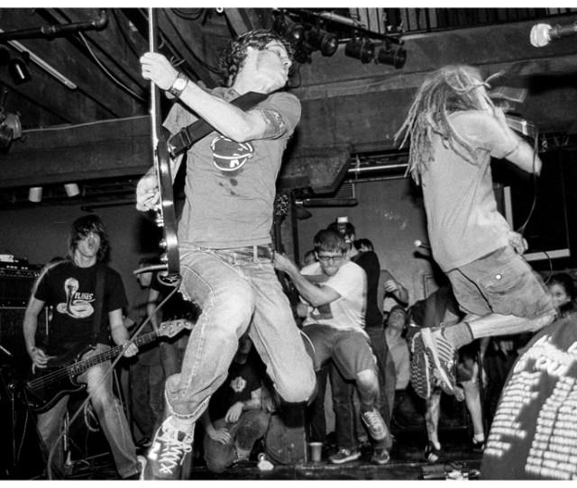 Photos A Glimpse Into Richmonds Hardcore Punk Scene Ahead Of Exhibit At Vinyl Conflict