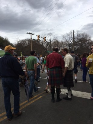 Irish fest kilts