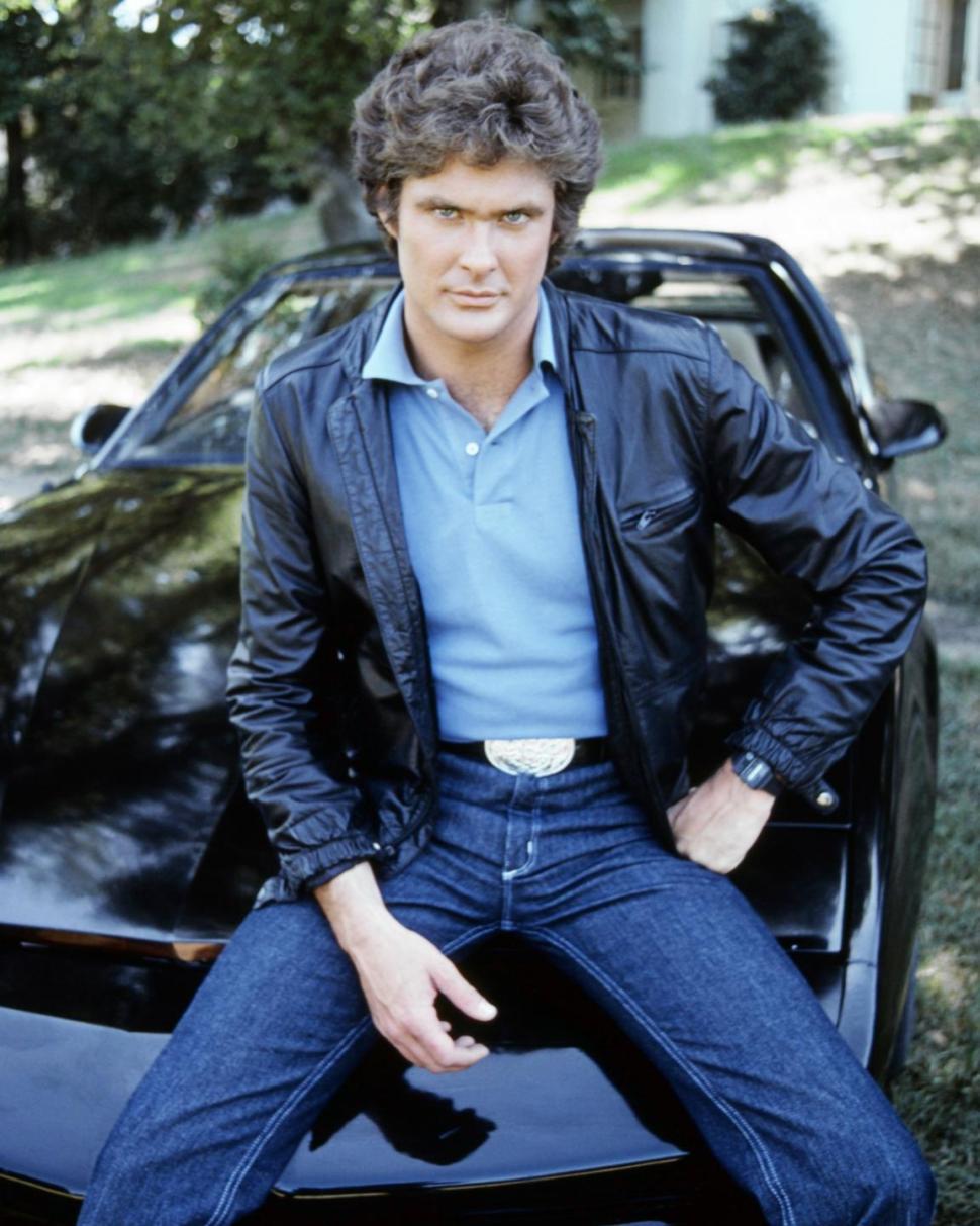 Knight Rider Michael Knight