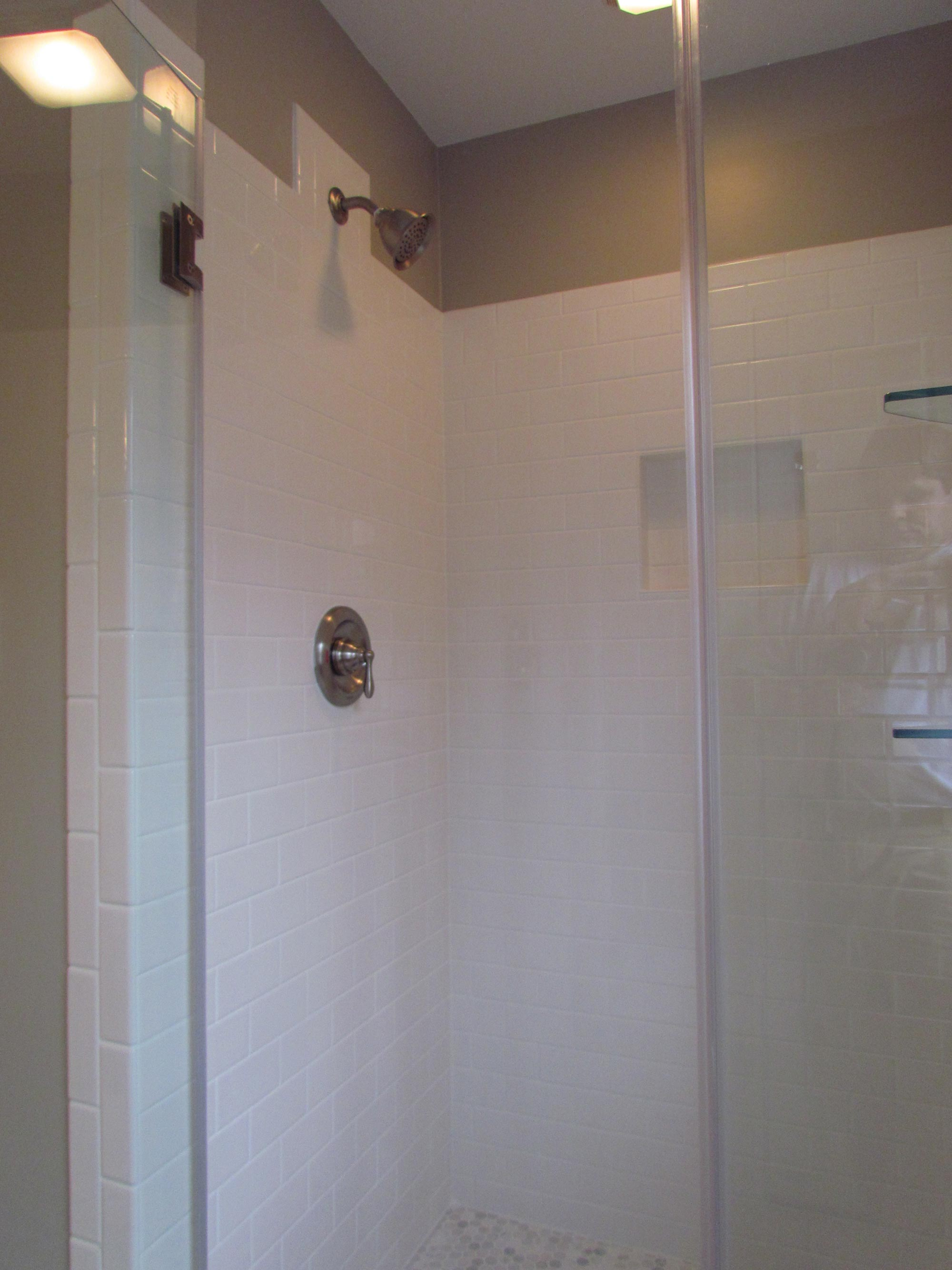 Bathroom Remodel In West End  RVA Remodeling LLC