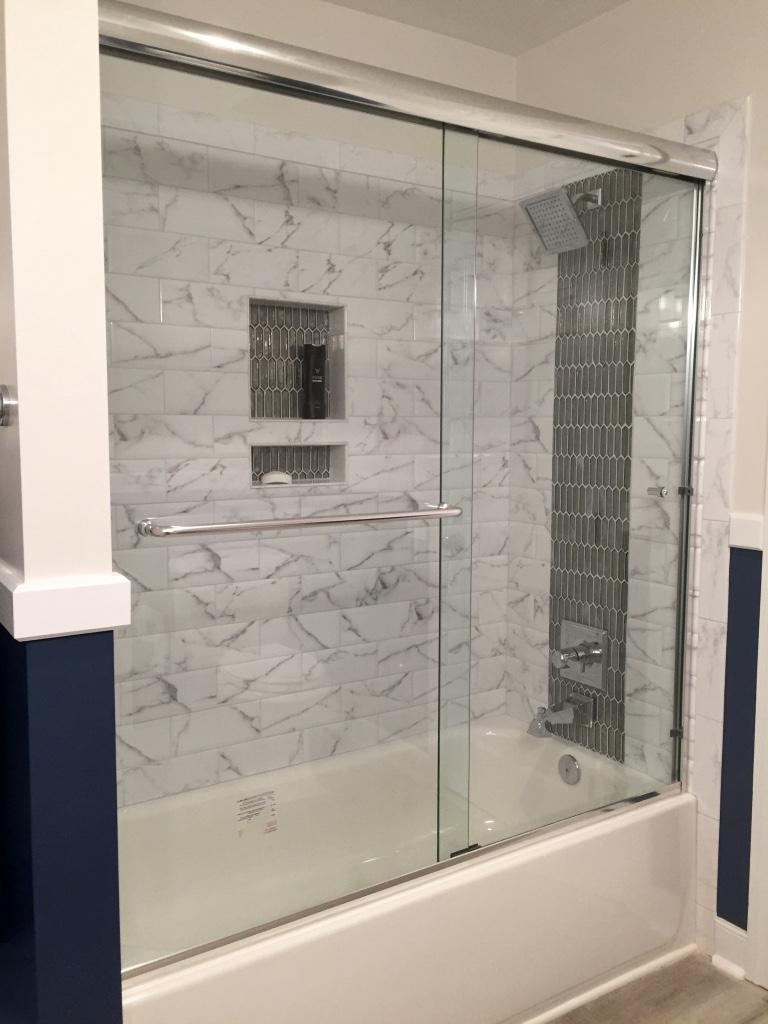 Frameless Shower Doors Richmond Va Womenofpowerfo