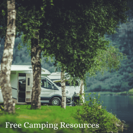 free camping resources for rv boondocking