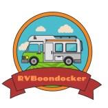RVBoondocker Logo