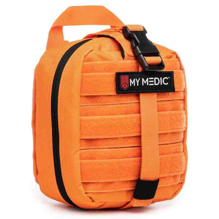 my medic camping first aid kit