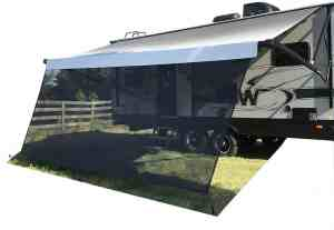 awning shade for rv camping