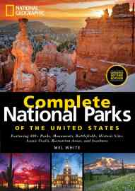 Complete National Parks of the United States guide book and essential for RV Life