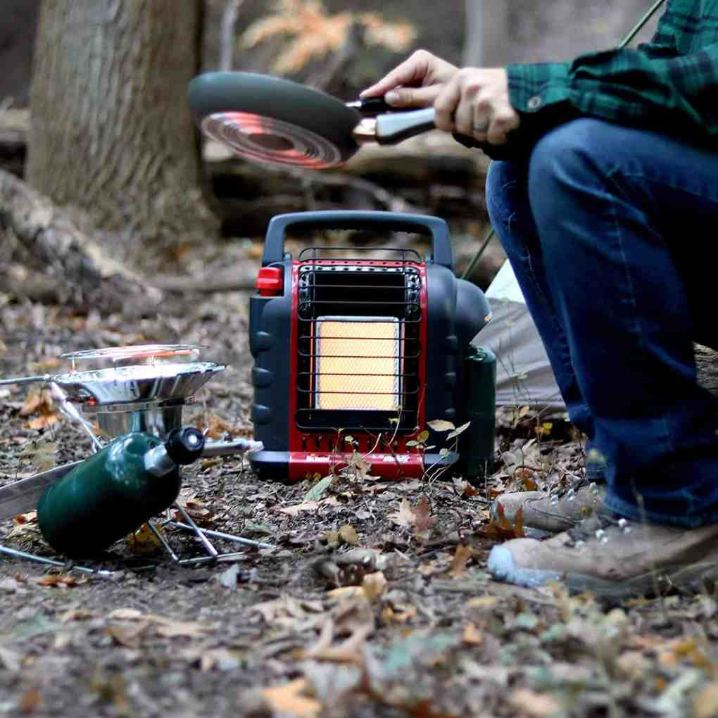 outdoor electric heater for rv