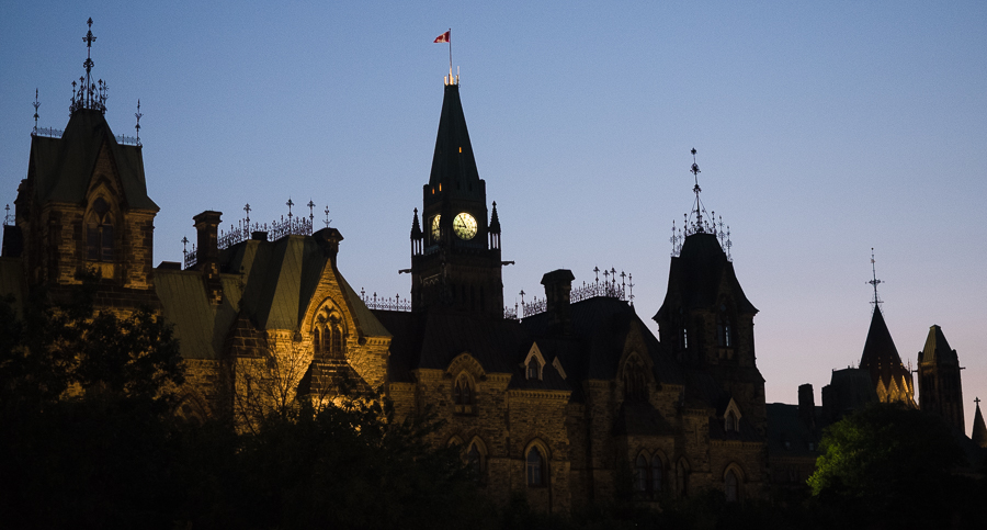 Parliament Buildings Ottawa