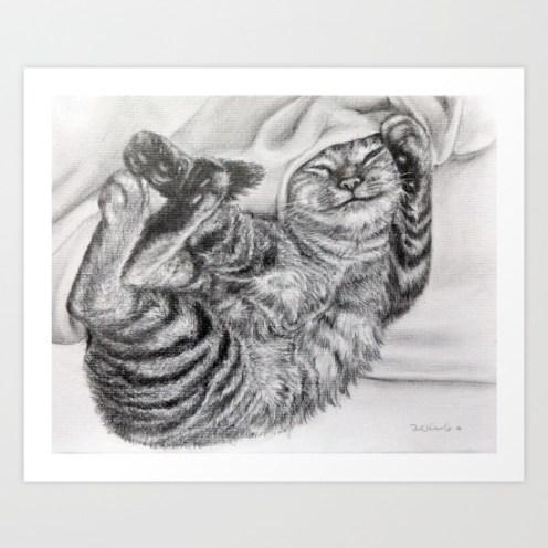 cute-tabby-cat-nki-prints