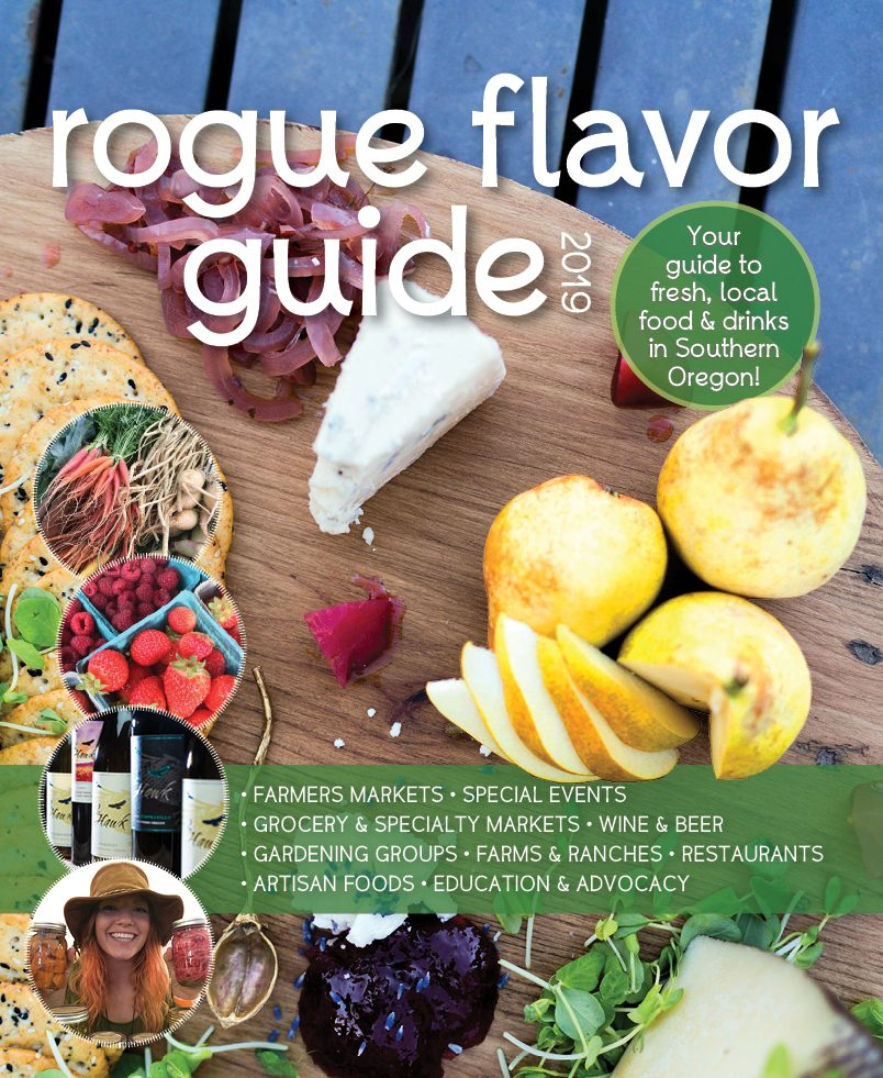 Rogue Flavor Guide  Rogue Valley Food System Network