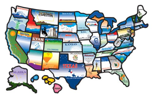 Or your house to the post office? Map Of States Visited Rv Happy Hour