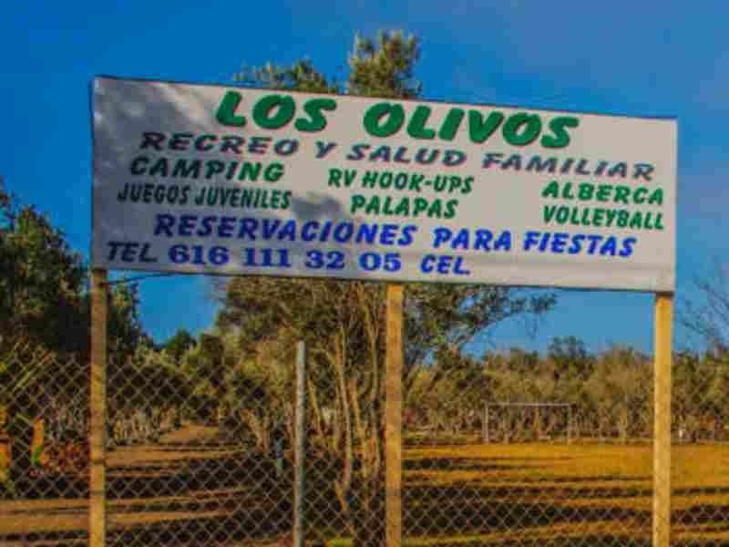 Los Olivos RV Park