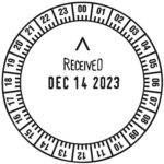 Certifying the date and time you have a premonition is important