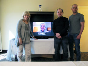 Our remote viewing students love the Hal Puthoff lecture