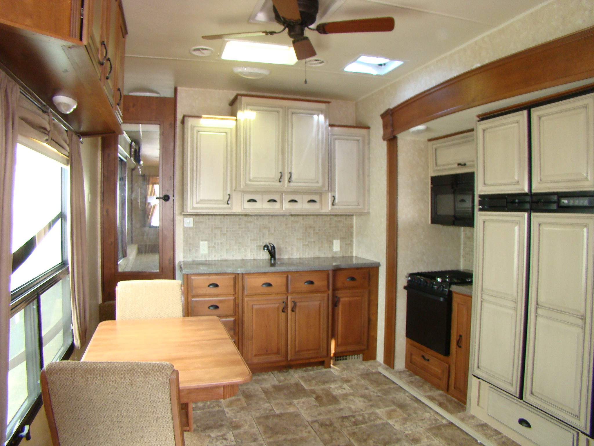 5th wheel camper  RVing is Easy at Lerch RV