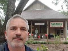 Tabasco factory tour