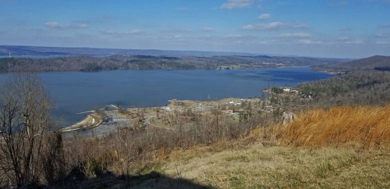 Lake Guntersville State Park in Alabama.