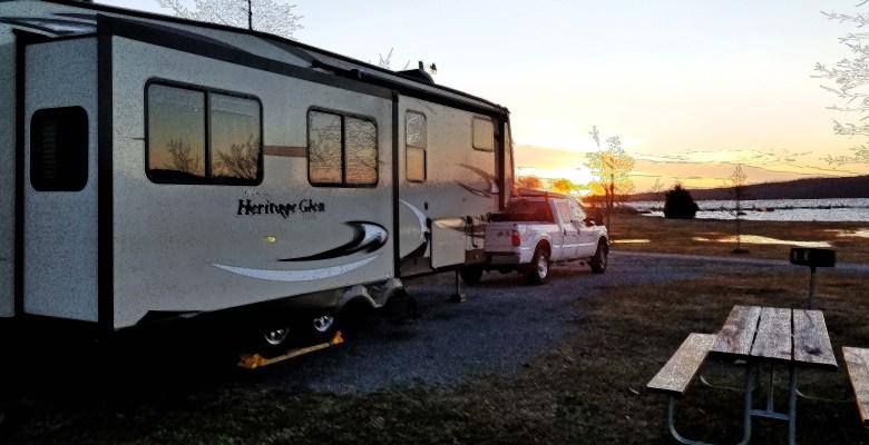 Lake Guntersville State Park in Alabama.