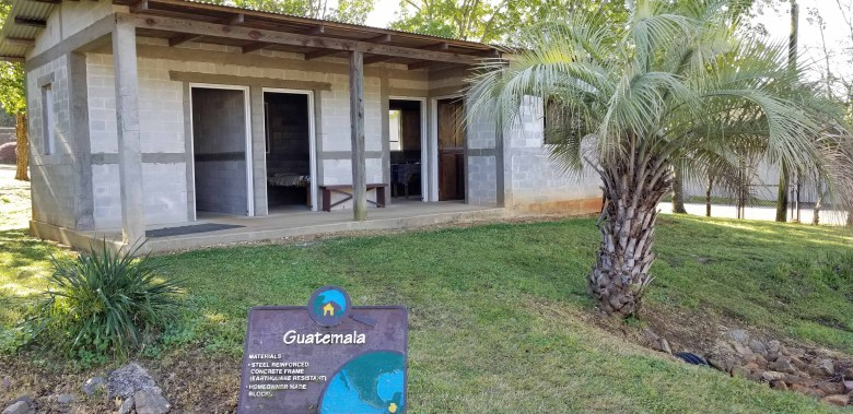 Habitat for Humanity has been building earthquake resistant housing in Guatemala since 1979.