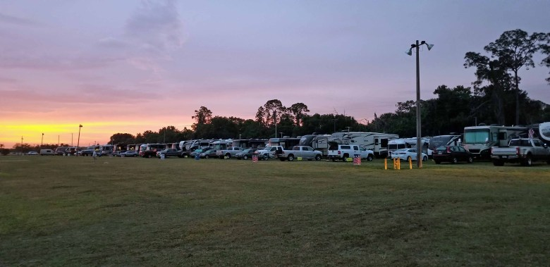Ft. Myers, Florida RV Care-A-Vanners