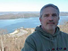 Brad Saum, at Lake Guntersville State Park