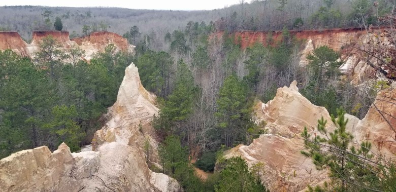 Providence Canyon State.