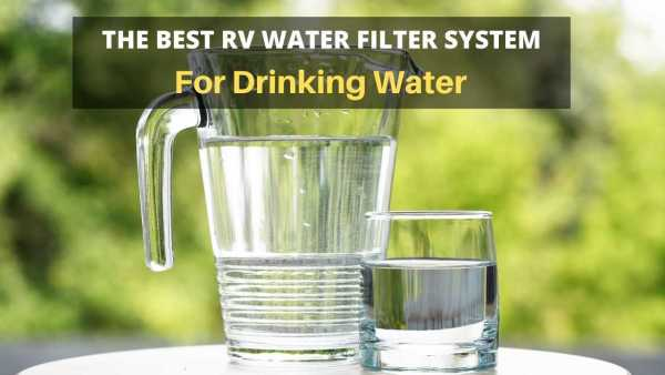 "Video - ""The Best RV Water Filter System For Drinking Water"""