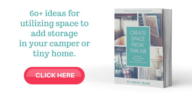 60+ Ideas for Adding Storage to Your Camper or Motorhome