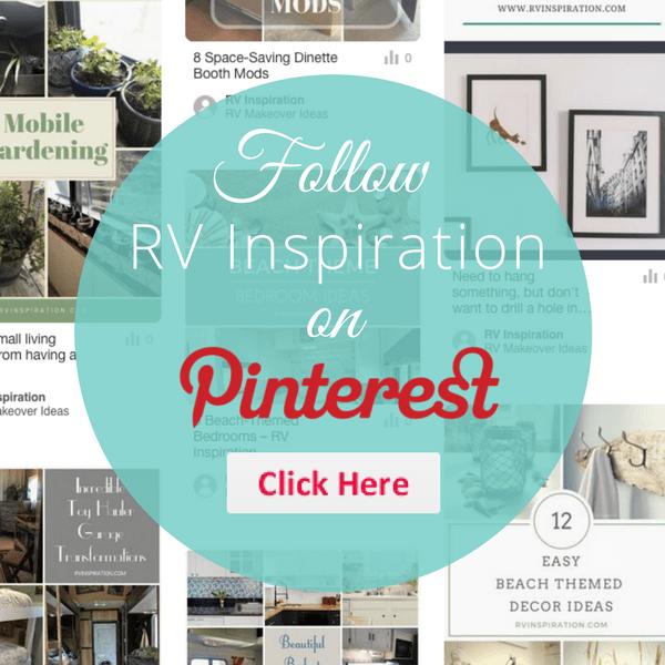Follow RV Inspiration on Pinterest