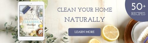 DIY Natural Cleaning Challenge