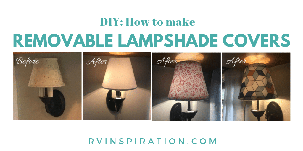 Removable Lamp Shade Covers Twitter Image