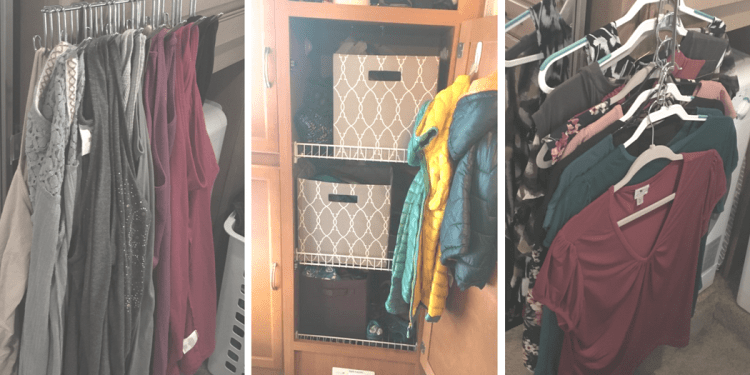 15 Clothes Storage Closet Organization Ideas Rv Inspiration