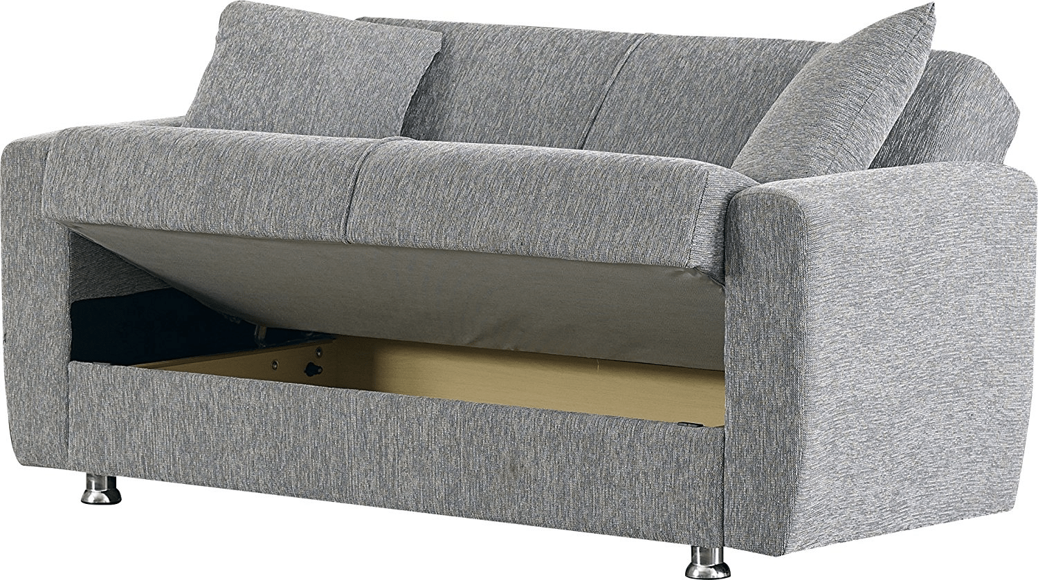 Marvelous Sleeper Sofa Love Seat With Storage   Best RV Furniture   Sofas Or Couches  For Motorhomes