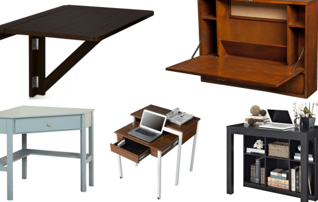 Best desks for RV work space - best furniture for RVs, campers, travel trailers, and motorhomes | replace RV furniture makeover
