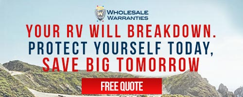 Wholesale Warranties - extended warranty coverage for campers, motorhomes, and travel trailers