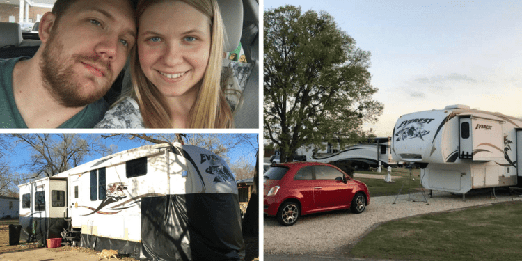 In search of a life of freedom and purpose, my husband and I learned new skills and found jobs that would let us work remotely and live full time in an RV.